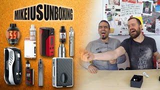Ηλεκτρονικά τσιγάρα - Mikeius Unboxing