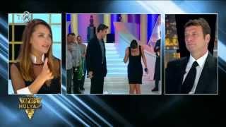 Hülya Avşar - Ricky Martin'in Poposuna Dokununca Tepkisi Ne Oldu (1.Sezon 1.Bölüm)