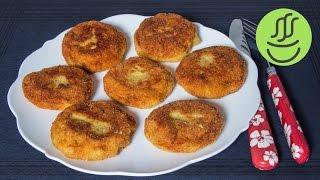 Az Malzemeli Kolay Bulgurlu Patates Köftesi Tarifi