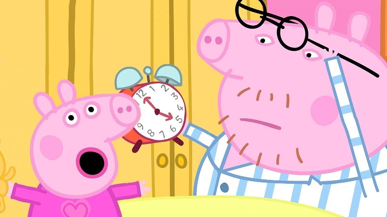 Peppa Wutz   Pyjama Spaß mit Peppa und George!   Peppa Pig Wutz   Cartoons für Kinder