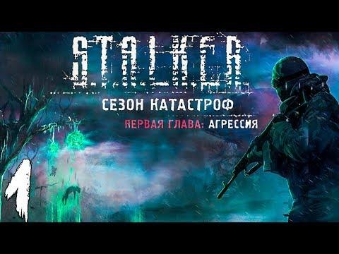 """S.T.A.L.K.E.R. Сезон катастроф: Агрессия #1. Проект """"Стрела"""""""