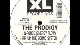 Prodigy - G Force (Energy Flow) (Original Version)