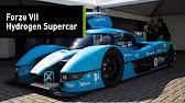 Record Run BMW Hydrogen H2R Race Car 2004 - YouTube