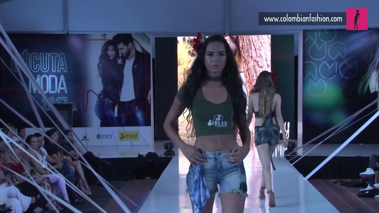 Pasarela SIBLEY Cúcuta Moda 2017