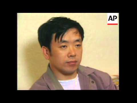 USA: LEADING CHINESE DISSIDENT SPEAKS OF ORDEAL IN PRISON