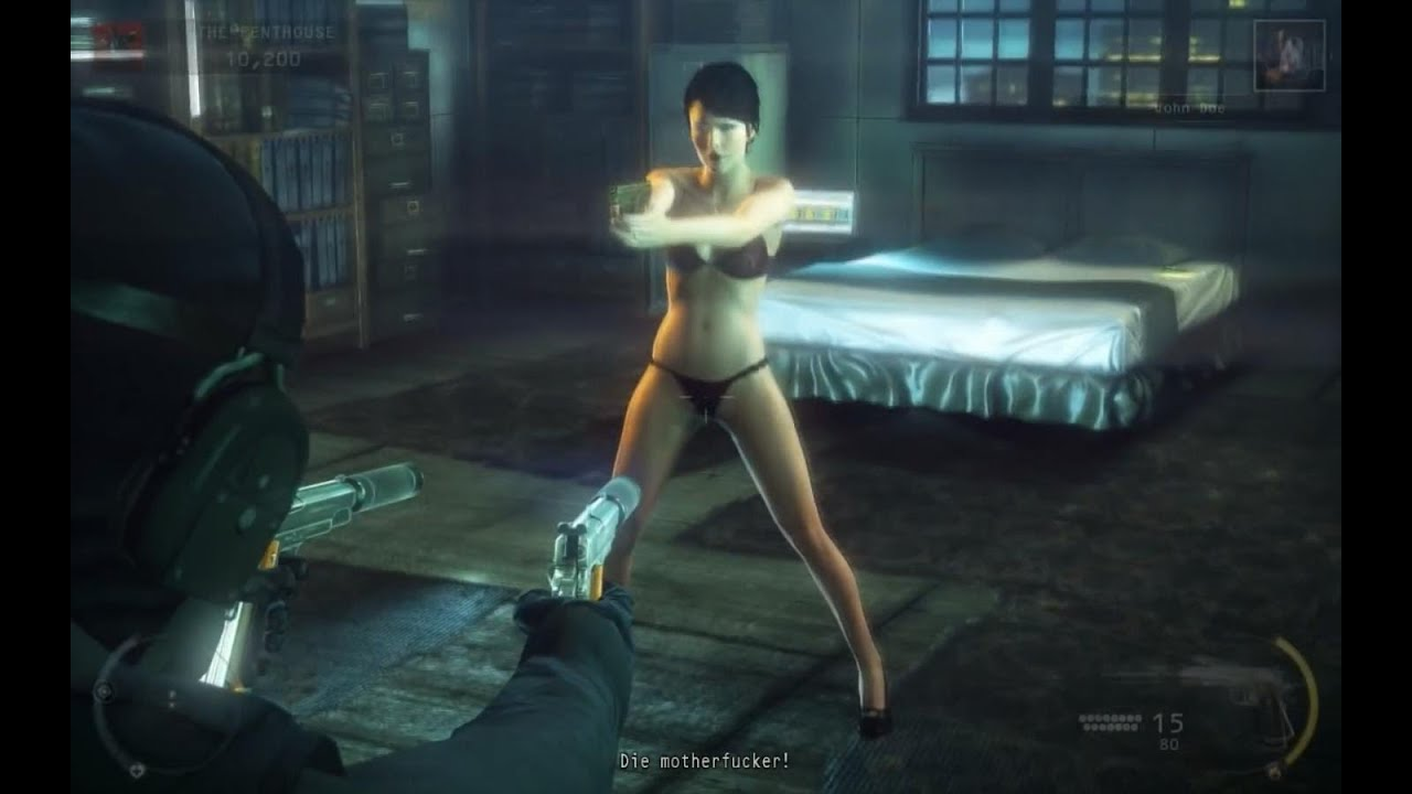 Hitman all nude sex naked fashion slaves