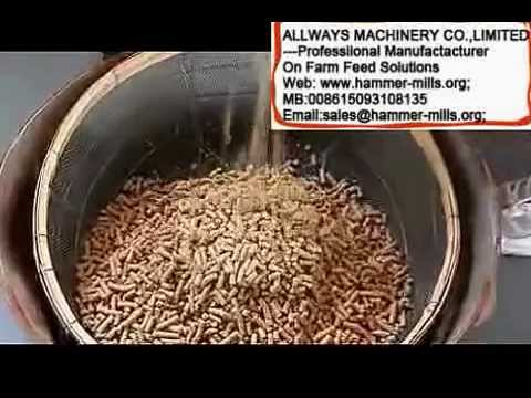 Domestic Animal Feed Pellet machine AWF120,Pig,Cow,Rabbit feed mill