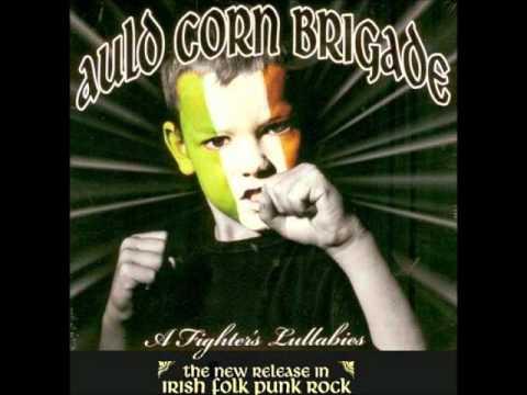 Auld Corn Brigade - Irish Soldier Laddie
