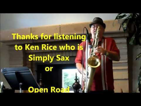 This is Ken Rice on Sax