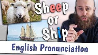 Baixar SHEEP or SHIP? | English Pronunciation of /iː/ and /ɪ/