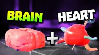 BRAIN + HEART COMBO! - Dungeon Brewmaster VR - VR HTC Vive Pro Gameplay