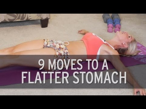 9-exercises-for-a-flat-stomach