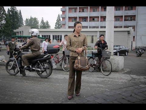 Global Journalist: North Korea women's rights