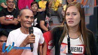 Wowowin: Senior high school graduate, napa-ibig ng isang senior citizen! thumbnail