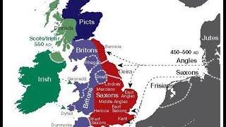 Post Roman Britain: Irish and Germanic Invasions