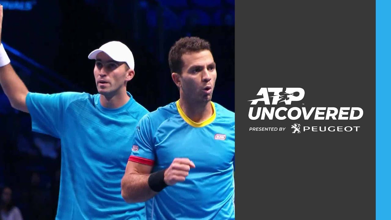 Uncovered: Why Tecau & Rojer Are Staying On Their Toes