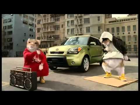 Kia Soul Hamster Com Kon Trast Tik Tik Tak Youtube