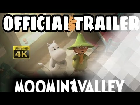 Moomin valley official 2019 Movie trailer|planetearthnepal