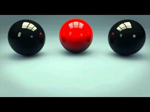 Esferas en Cinema 4D