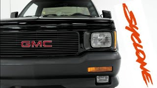 GMC Syclone (5.0 Mustang killer) '90s legend that'll smoke ur !@#$, lol