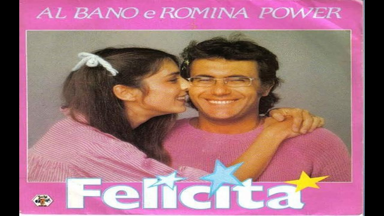 Albano e romina felicit hd audio youtube for Al bano e romina power