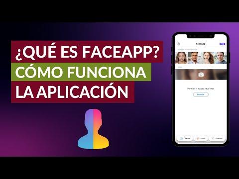 Qué es FaceApp - Cómo Funciona la App que te hace Viejo, Joven y te Cambia el sexo