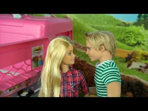 barbie dating fun ken doll