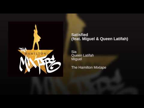 Cover Lagu Satisfied Feat. Miguel & Queen Latifah
