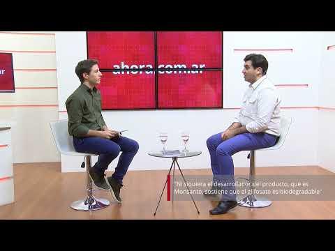AHORA TV | Entrevista a Patricio Eleisegui