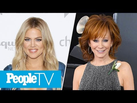 Khloé Kardashian Head Over Heels For Baby Girl, Reba McEntire On Carrie Underwood Return | PeopleTV