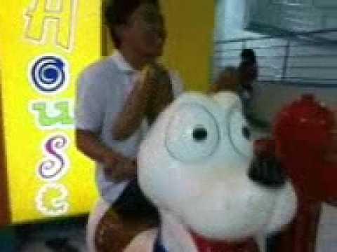 Patrick Ignacio at Fun House GMA(PureGold) part 1