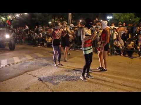 Carnaval de San Andrés de Giles 2015 - Resumen