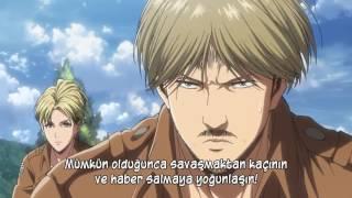 Shingeki No Kyojin 2.sezon 1.Bölüm