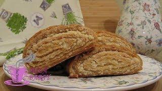 Быстрая армянская гата |  Безумно вкусно | Армянская кухня | Traditional fast Armenian gata