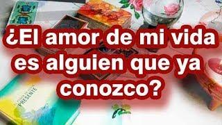 El amor de mi vida,es alguien que ya conozco ??💜💜 O que tengo que conocer??🌸🌼💞