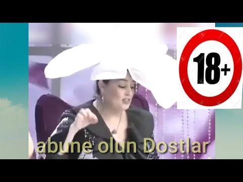 Elza Seyidcahan Efirde 18 Seir Dedi Youtube