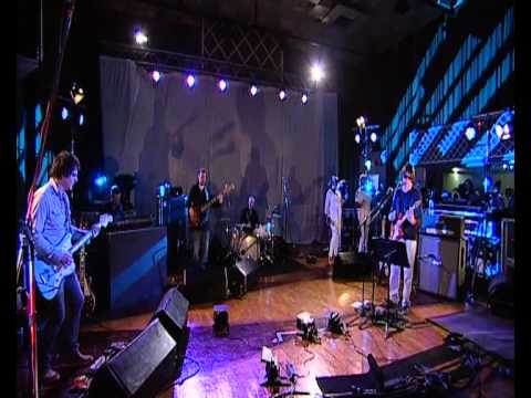 Spiritualized perform Little Girl live at Maida Vale for BBC Radio 6 Music