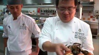 Stir-fry Lobster with Garlic Sauce