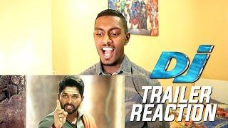 Dj duvvada jagannadham trailer reaction & review | allu arjun | pesh entertainment