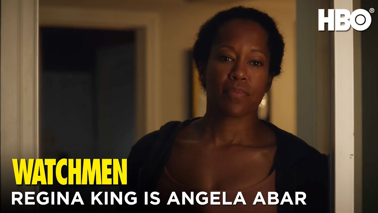 Watchmen: Regina King Is Angela Abar | HBO