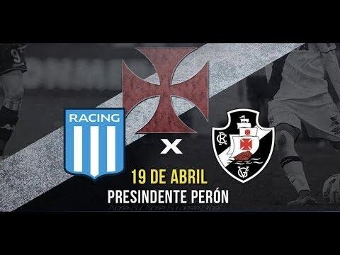 VASCO CHEGOU NA ARGENTINA PRO JOGO DO ANO | RACING X VASCO  | Notícias do Vasco Da Gama