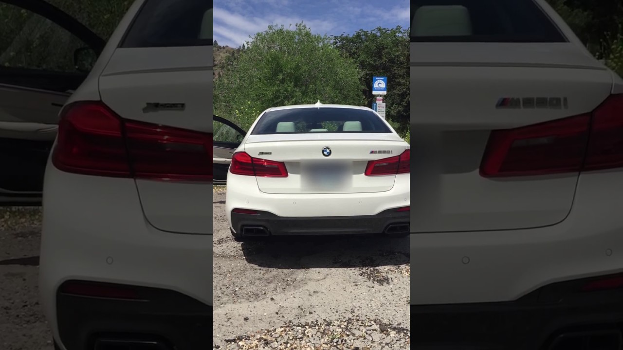Exhaust modification possibilities for G30 M550 - BMW 5