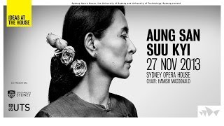 Ideas At The House: Live Stream - Aung San Suu Kyi