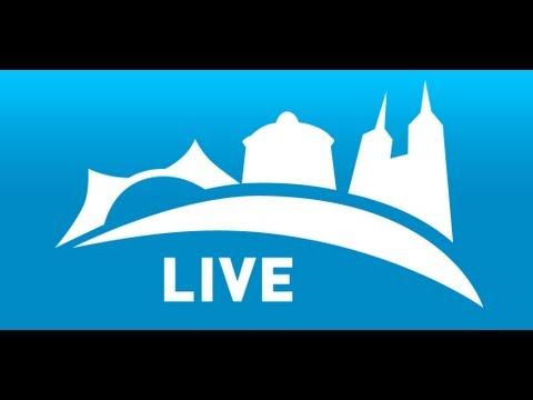 Roskilde LIVE - App Demo