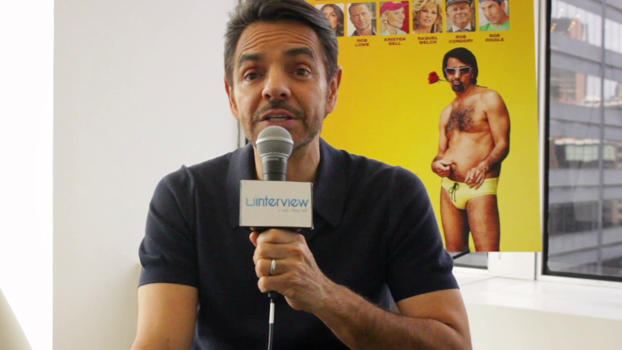 Eugenio Derbez On Rob Lowe, How To Be A Latin Lover