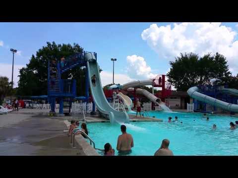 Fun Day At The NAS Oceana Pool.