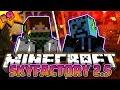 Metano Il Fattone - Minecraft Skyfactory 2.5 Ep.9 W metano007 [ignoranza] video