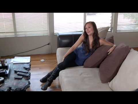 Famous Hangers   Briana Evigan   MySpace Video
