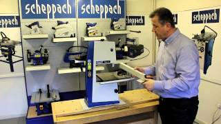 Scheppach Basa 1.0 Product Review