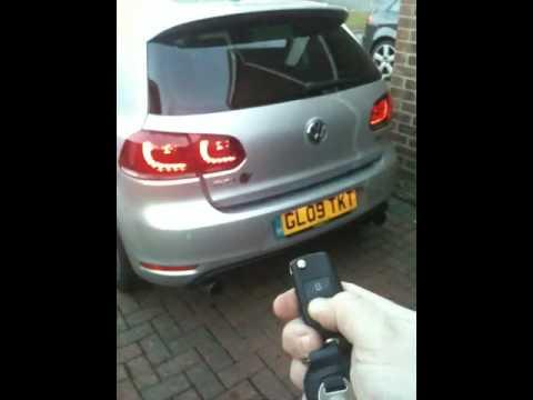 Mk6 Golf auto tailgate
